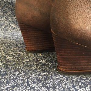 Franco Sarto Shoes - Franco Sarto Derby Boots